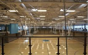Provo Recreation Center Basketball Courts