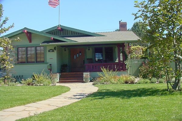 Zamperini House